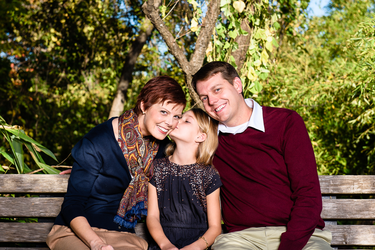 Family portraits in austin texas