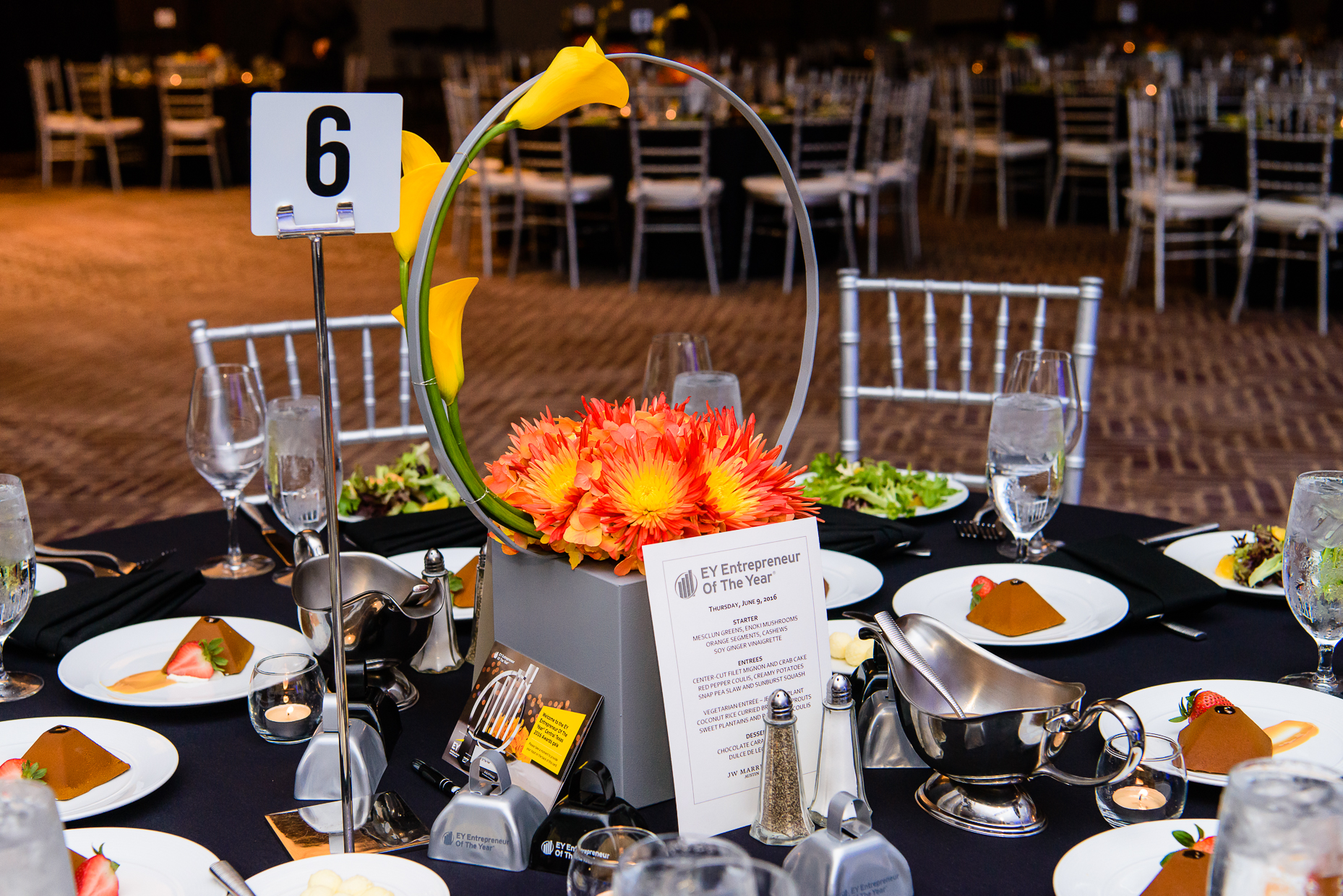 Austin Event Photographer - Ernst and Young Entrepreneur of the Year Award