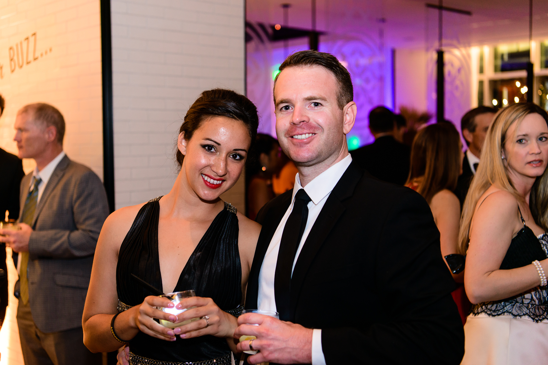 Austin Event Photographer - Andrews Kurth Afterparty