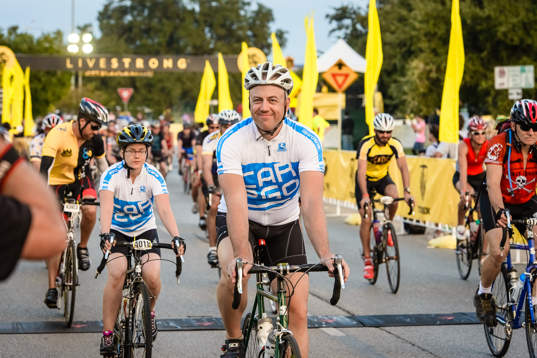 Livestrong-Downtown-Austin-Commercial-Photographer-car2go-bicyclists.jpg
